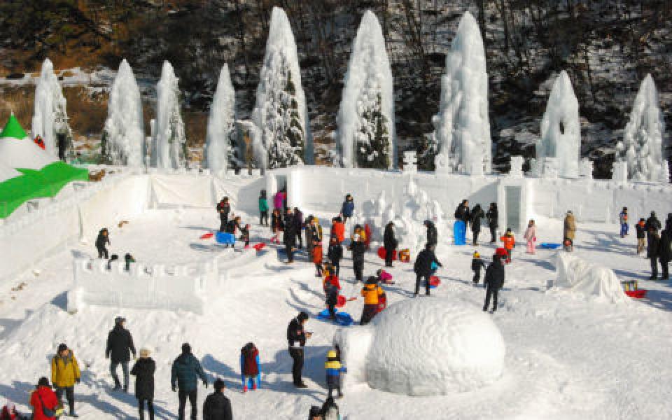 開催は旧正月連休まで!冬のお祭りで寒さを吹き飛ばそう!