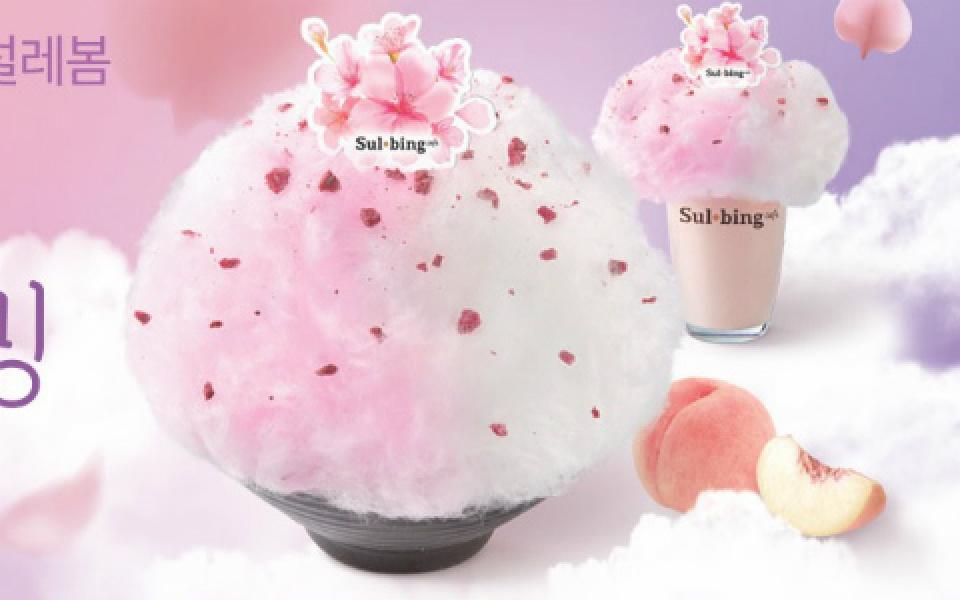韓国「ソルビン」の限定メニュー!春を感じられるデザートをご紹介♪