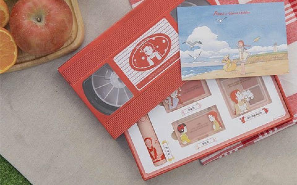 韓国で売り切れ続出のコラボ商品!rom&nd(ロムアンド)×赤毛のアン