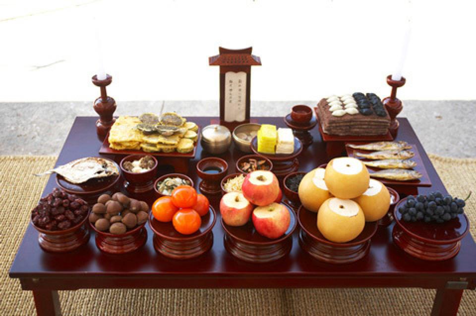 実り豊かな秋の韓国伝統行事、秋夕♪