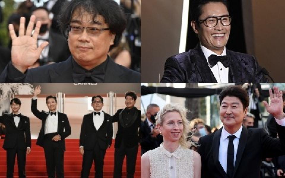 イ・ビョンホン主演作品好評&スピーチで余裕のジョーク飛ばした「カンヌ国際映画祭」