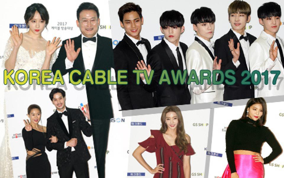 2017韓国ケーブル大賞