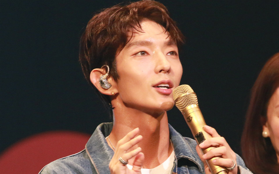 2018 LEE JOON GI SPLENDOR Family Day