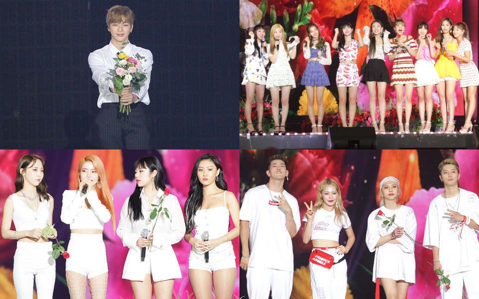 KSTAR 2018 KOREA MUSIC FESTIVAL Day1