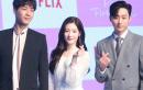Netflixオリジナルシリーズ『初恋は初めてなので』制作発表会