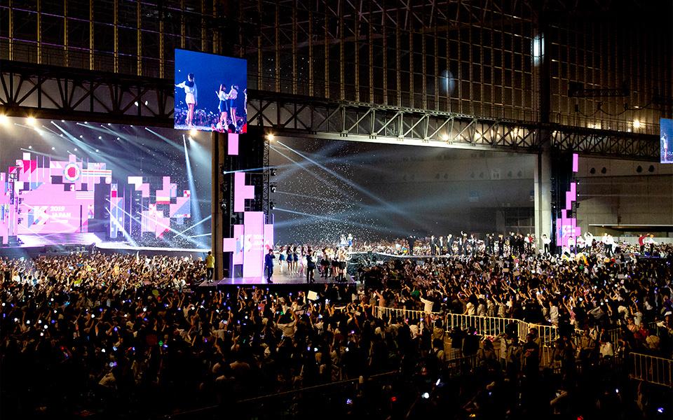 「KCON 2019 JAPAN × M COUNTDOWN」レポート 1日目
