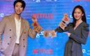 Netflix オリジナルシリーズ『愛しのホロ』制作発表会