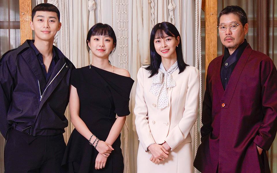 ドラマ『梨泰院クラス』記者懇談会