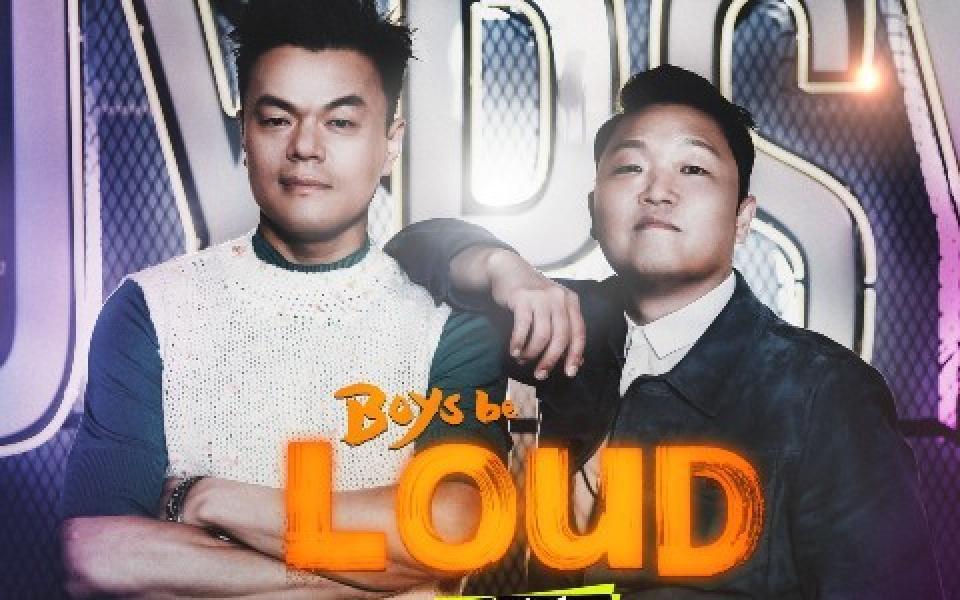 ボーイズグループプロジェクト『LOUD』制作発表会