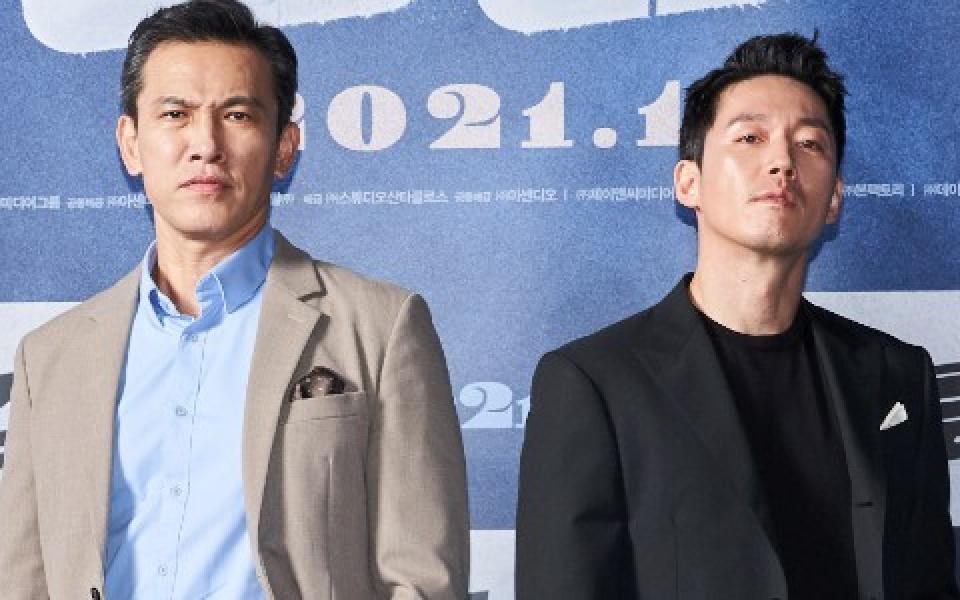 映画『江陵』制作報告会