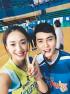 チョ・ドンヒョク&ハン・ソンイ熱愛中…国家代表級美貌のバレーボール選手