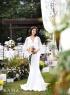 イ・シヨン、美しい花嫁姿を公開