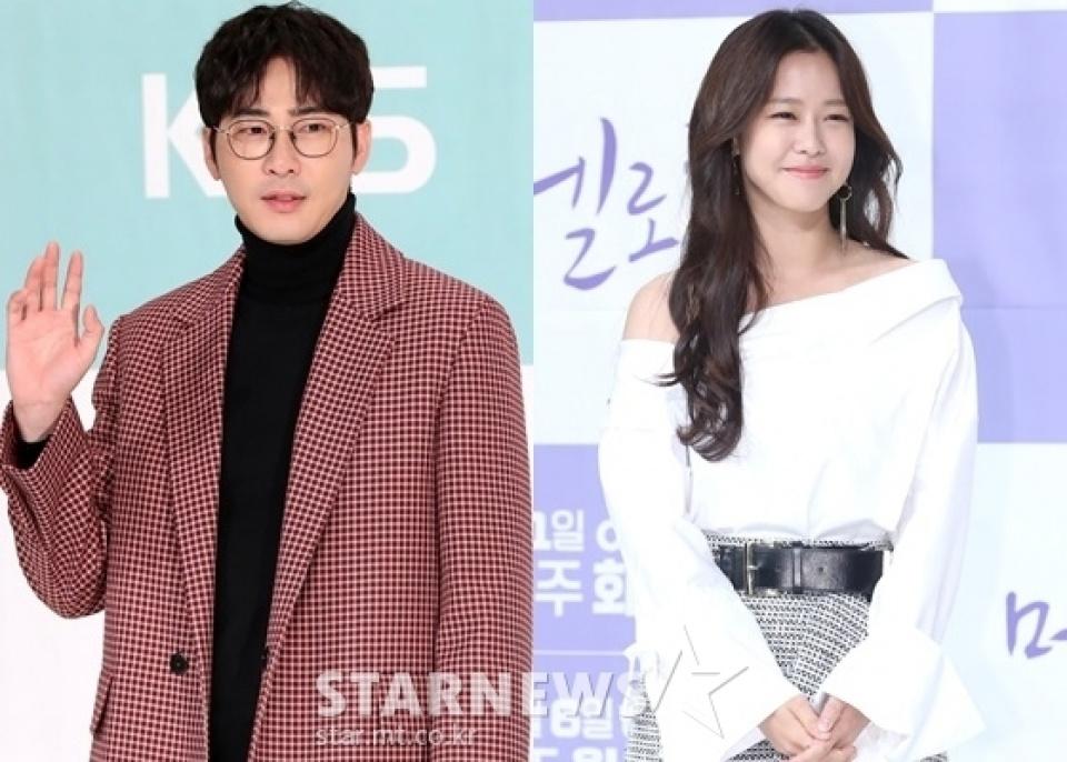 カン・ジファン&キョン・スジン、『朝鮮生存期』主演を確定
