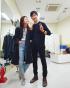 イ・シヨン、ユ・ジュンサンとの2ショットを公開