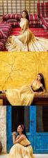 クララ、ドバイで女神のような美貌を誇る