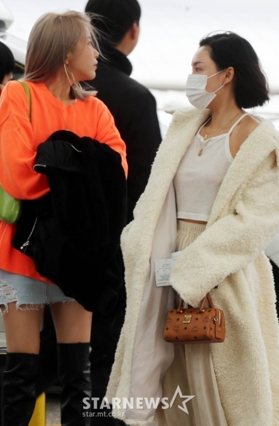 MAMAMOO、本日(12月3日)日本へ…ガールクラッシュな魅力に視線集中