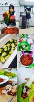 チャ・インピョ&シン・エラ、おしどり夫婦のキムチ作り「義母が育てた白菜」