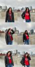 Red Velvet JOY、曇りでも明るい笑顔の日常公開