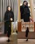 イ・ジョンヒョン、美しく高級なオールブラック&レッドバック