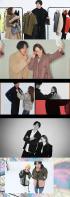 チョン・イル&パク・サンダラ、13年親友カップルルックBOOK撮影