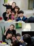 チェ・ジウ、『怪しい家政婦』撮影現場を公開「子供達とにっこり」