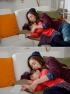 チェ・ジウうたた寝『怪しい家政婦』の隠された姿公開