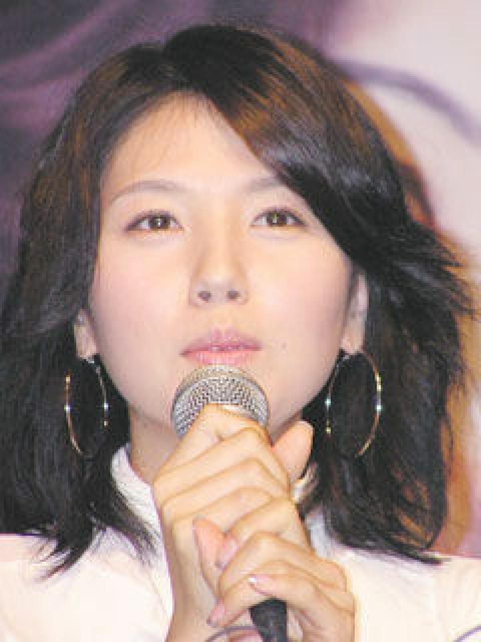 朱紅文字 製作発表会(イ・ウンジュ)