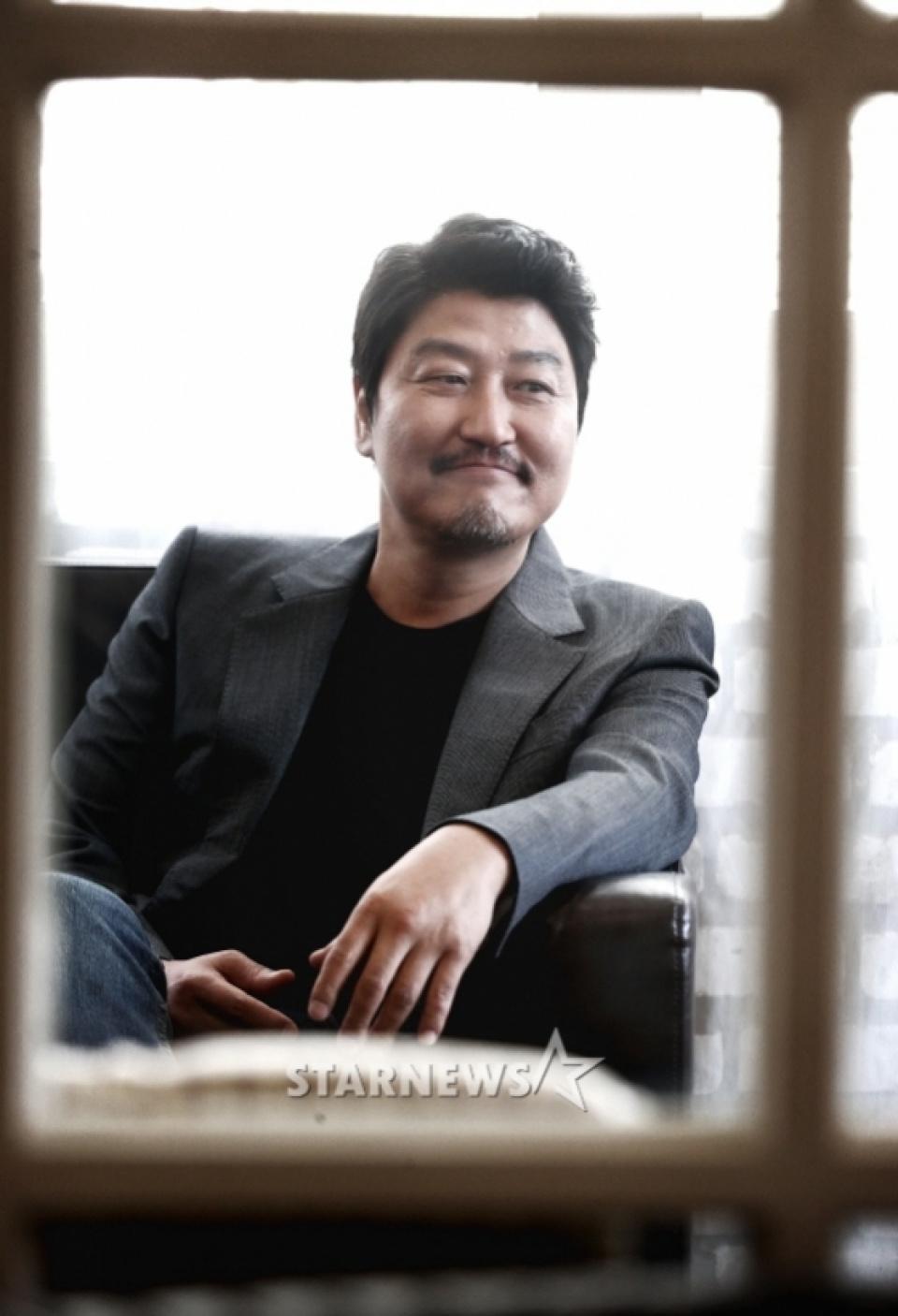 ソン・ガンホ インタビュー