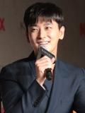 Netflixオリジナルドラマ『キングダム』制作発表会