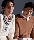 映画『狩りの時間』出演陣4名の「VOGUE KOREA」画報が公開